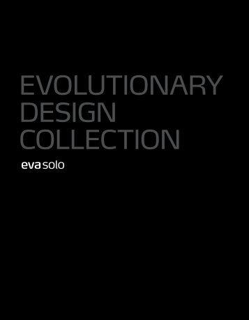 Evolutionary dEsign collEction - Caprichos Daneses