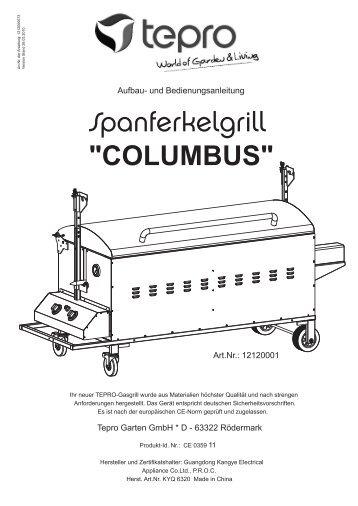 """COLUMBUS"" - Bayer Outdoor"