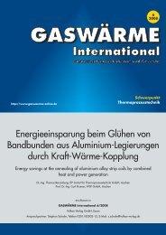 GASWÄRME International - WSP GmbH