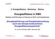 EEMT EnergieEffizienzMessTechnik Dr. Dinger