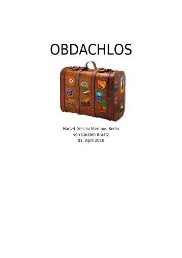 OBDACHLOS - Carsten Braatz