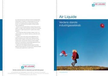 generel virksomhedspræsentation - Air Liquide Danmark A/S