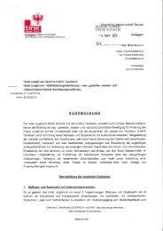 Hotel Jungbrunn — Betriebsanlagenänderung — bau—, gewerbe ...