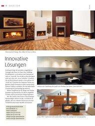 Kamine & Kachelöfen 2011/2012 - M-Design-Deutschland