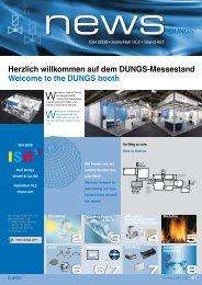 Herzlich willkommen auf dem DUNGS-Messestand Welcome to the ...