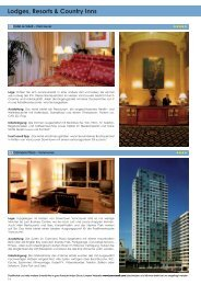 Lodges' Resorts & Country Inns