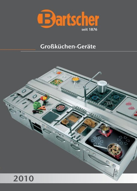 Gaskocher Edelstahl Made in Italy Gro/ße Gr/ö/ße