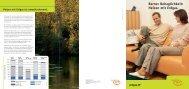 Berner Behaglichkeit: Heizen mit Erdgas. - Energie Wasser Bern