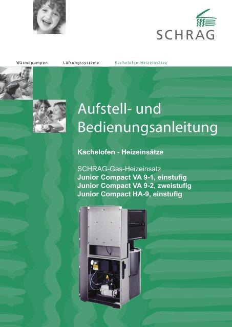 Dringende Empfehlung! Wartungsvertrag! - Schrag-kachelofen.de