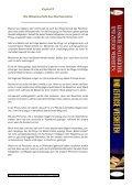 Inhaltsübersicht - solange sie unbemerkt bleiben, richten sie weiter ... - Seite 6