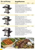 Gasgrillsysteme - Bayer Outdoor - Page 4