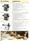 Gasgrillsysteme - Bayer Outdoor - Page 6
