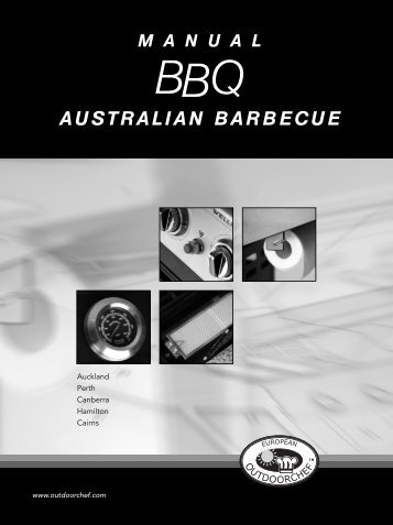 BBQ - Outdoorchef.com