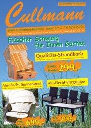 Preishit - Garten-Lifestyle Cullmann
