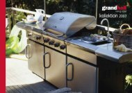 kollektion 2007 - VivaPatio Gasgrill Fachhandel