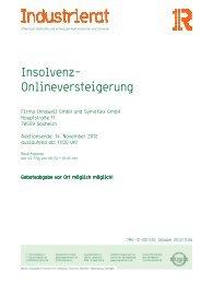 Katalog als PDF - Industrie Rat