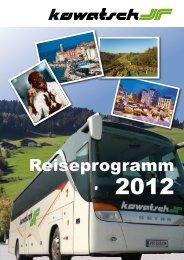 Download kompl. Katalog 2012 - Kowatsch