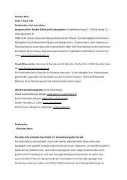 Giardina 2012, Infos als pdf - Winkler & Richard AG