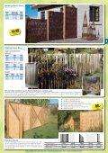 pulverbeschichtet... Gartenzäune und Sichtschutzelemete für ... - Page 3