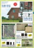 pulverbeschichtet... Gartenzäune und Sichtschutzelemete für ... - Page 7