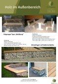 Holz im Außenbereich - Teak Austria - Seite 3