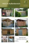Holz im Außenbereich - Teak Austria - Seite 5