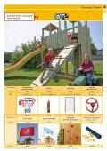 spielgeräte - Holzmarkt Gossau - Seite 5