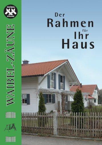 © 0 3/2011 ww w .abart-d-sign.de - bei Waibel Zäune Dietmannsried
