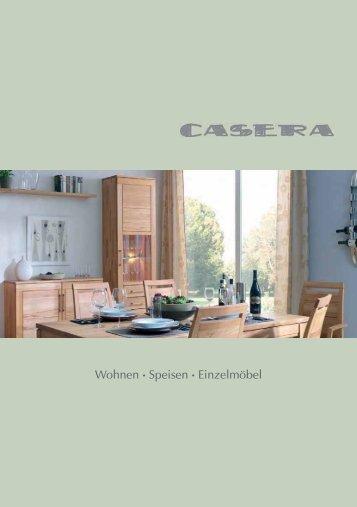 CASERA-Prospekt DF: 211x299 mm EF: 210x297 mm (A4)