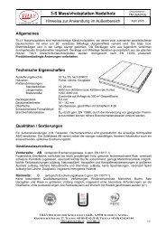 3-S Massivholzplatten Nadelholz