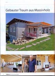 Gebauter Traum aus Massivholz - Fullwood