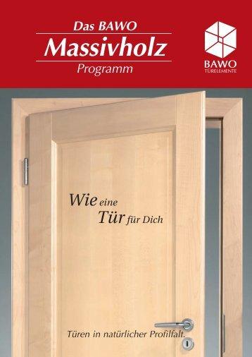 Massivholz - Sperrholz Schwanenberg GmbH