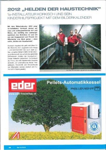 1a Kurier | Dezember 2011 - Korkisch