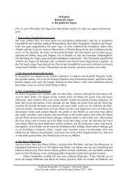 30.Kapitel Heimische Sagen A, Hergisdorfer Sagen (Nr.1-3 aus G ...