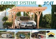 Bm massivholz Carport-systeme