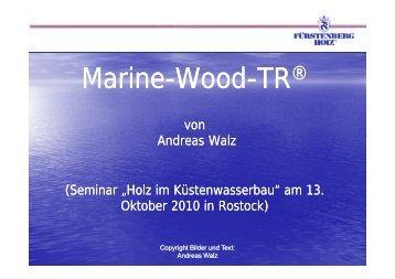 Protokoll - Küstenwasserbau