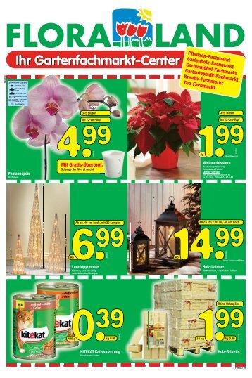 Mit Gratis-Übertopf. Pfl anzen-Fachmarkt Gartenholz-Fachmarkt ...