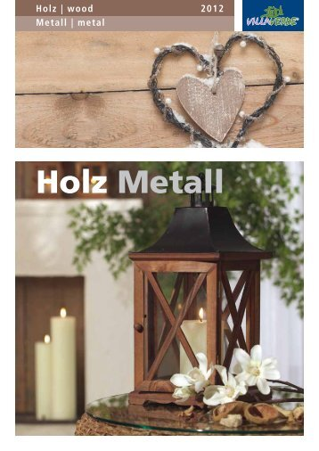 Holz | wood Metall | metal Holz | wood Metall | metal