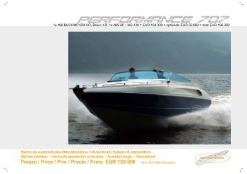 Prezzo / Price / Prix / Precio / Preis: EUR 129.800 (incl. 19 % VAT ...
