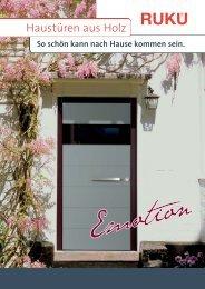 Haustüren aus Holz - Hometrade