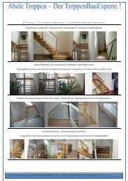 Die Treppe – Ihr schönstes Möbelstück! Handwerklich gefertigte ...