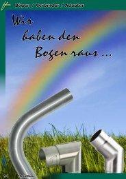 Bögen / Verbinder / Adapter - Süd-Metall Beschläge GmbH