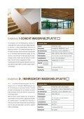 MASSIVHOLZ- UND KONSTRUKTIONSPLATTEN - Binderholz - Seite 2