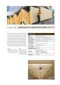 MASSIVHOLZ- UND KONSTRUKTIONSPLATTEN - Binderholz - Seite 3