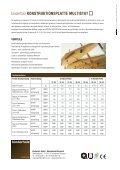 MASSIVHOLZ- UND KONSTRUKTIONSPLATTEN - Binderholz - Seite 4