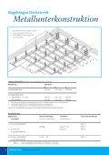 Decken-Systeme für den Innen- und Außenbereich. - Seite 4