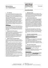 Behandlung von Holzfenstern - Kreidezeit Naturfarben GmbH