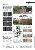 Sicht- und Lärmschutzwände - Pletscher & Co. AG - Seite 4