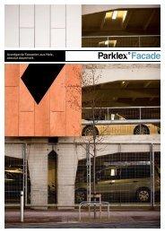 Avantgarde Fassaden aus Holz, absolut dauerhaft. - Parklex