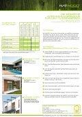 Die heimische für den Aussenbereich Hartholzalternative - NATwood - Seite 2